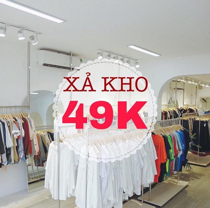 ĐỒNG GIÁ#49K#49K TOÀN BỘ HÀNG HÈ ĐẦU MÙA, MỚI VỀ SIÊU KHỦNG