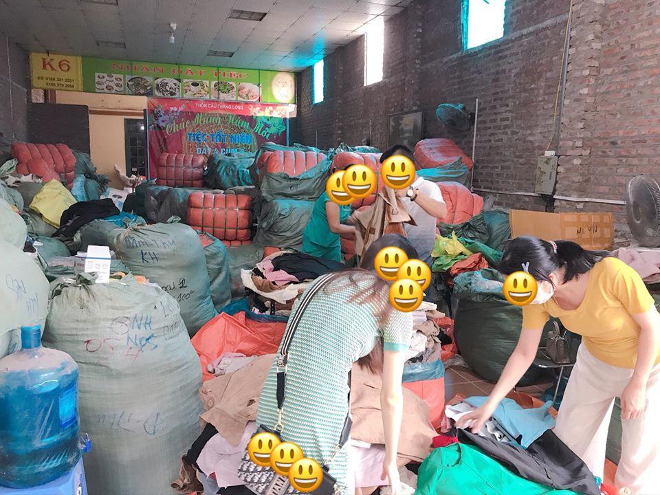 Hàng thùng nguyên kiện Hà Nội