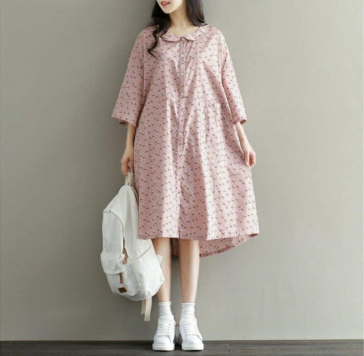 Lý do bạn nên sở hữu chiếc váy baby doll siêu đáng yêu