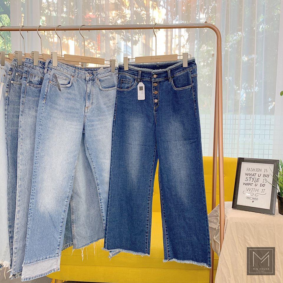 Mặc quần jean làm sao cho thật thời trang mà không nhàm chán?