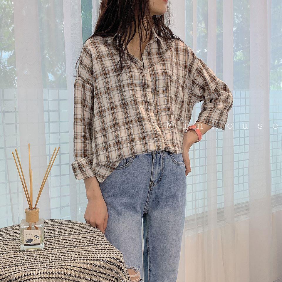 Quần jean và áo sơ mi – bộ đôi siêu tiện lợi, thanh lịch