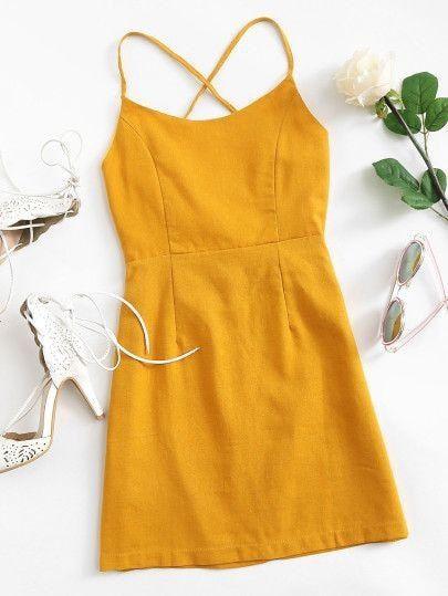 Váy 2 dây cho các nàng phong cách siêu ngọt ngào và nữ tính