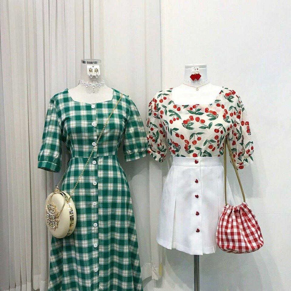 Đầm liền Hàn Quốc dành riêng cho các quý cô công sở