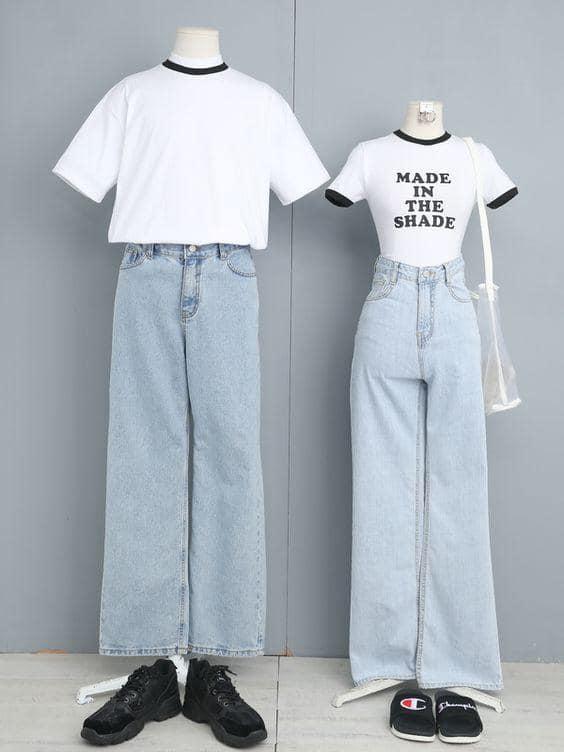 Đồ đôi phong cách Hàn Quốc – cho các đôi thêm nổi bật