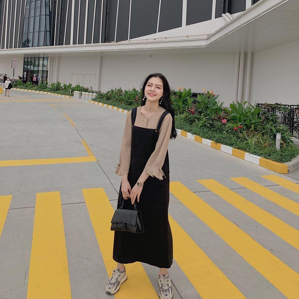 Các mẫu váy cho người thấp và chân to giúp nàng tự tin dạo phố