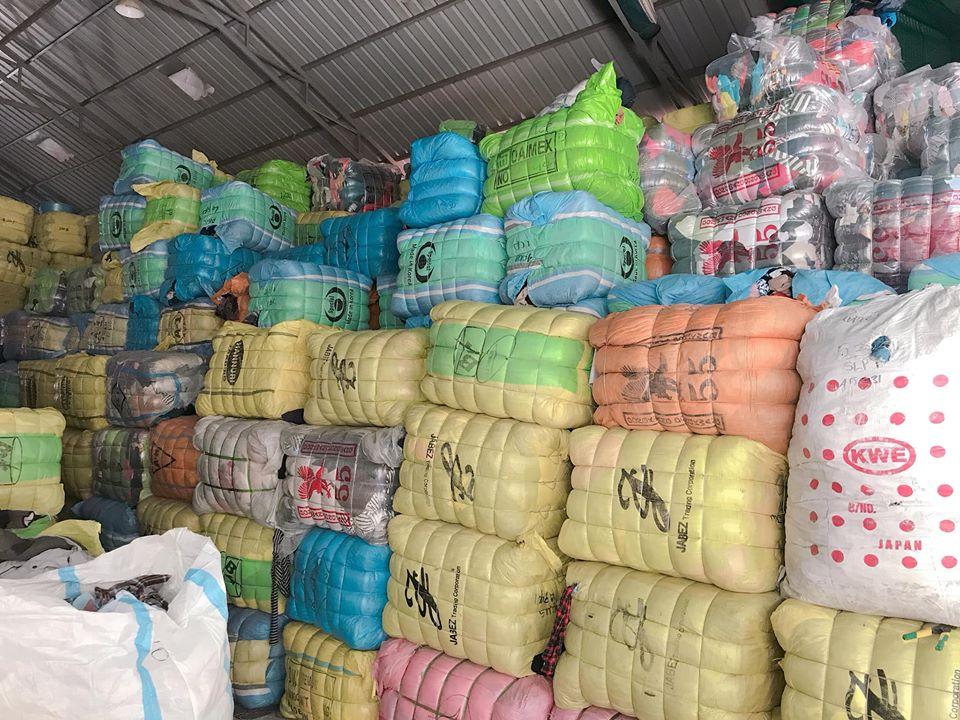 Đầu mối bán buôn hàng thùng và cách phân biệt hàng thùng chủ buôn cần nắm rõ