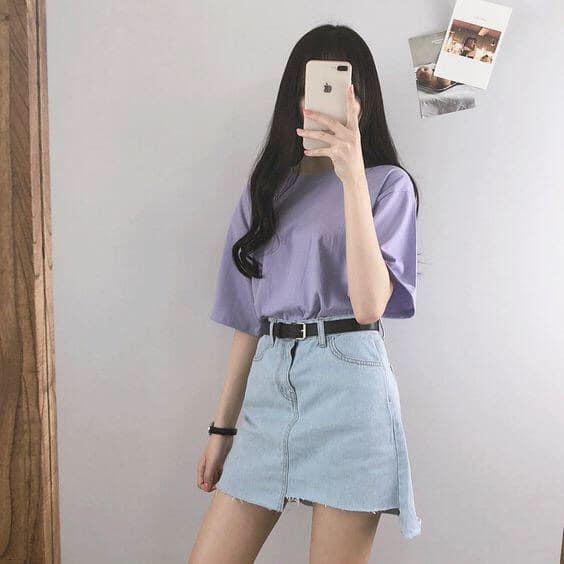 Áo phông và những cách phối đồ cực cool cho ngày hè năng động