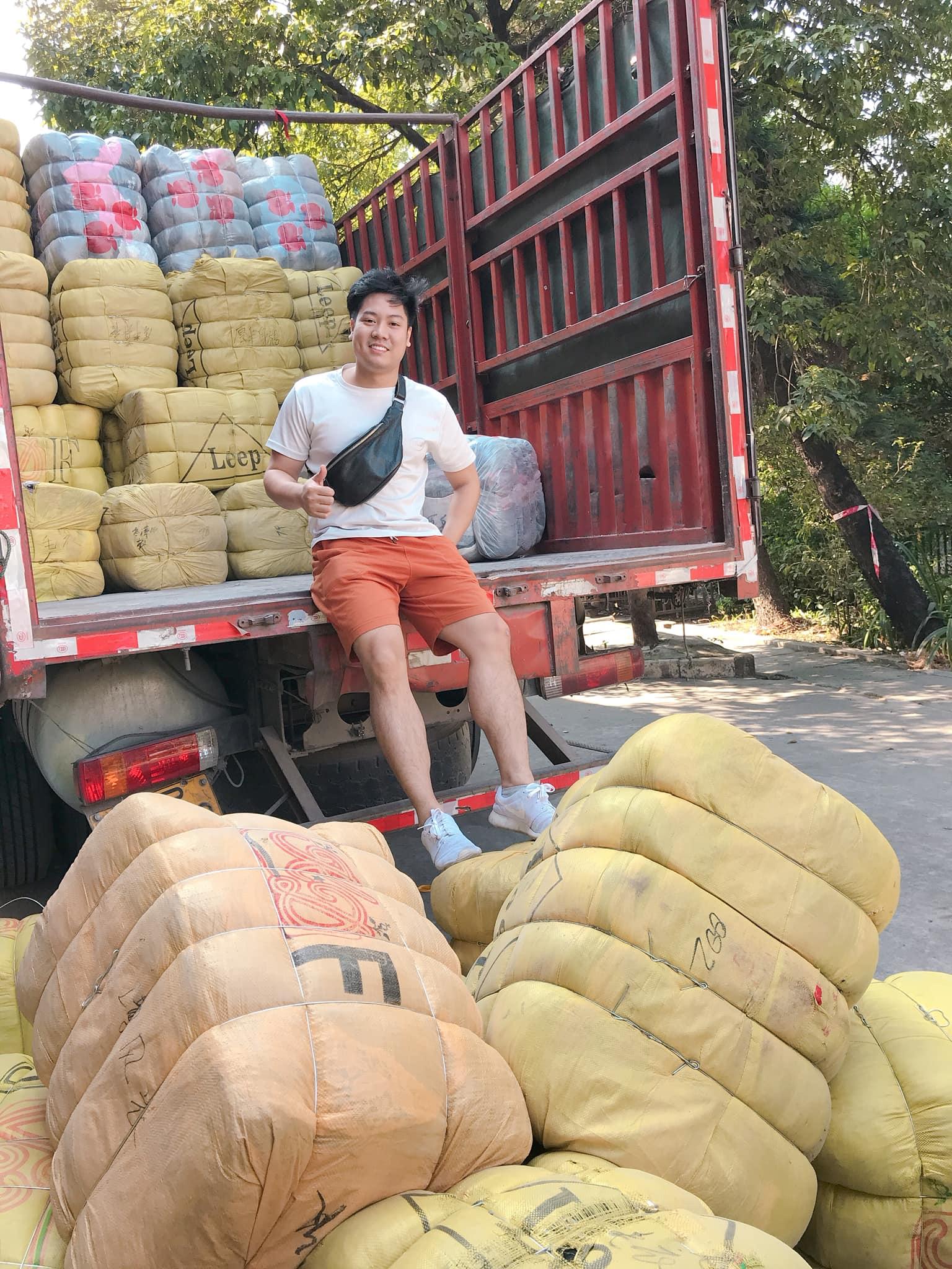Địa chỉ cung cấp quần áo hàng thùng uy tín, giá rẻ, chất lượng toàn quốc