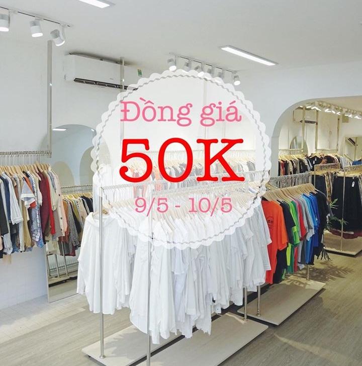 ĐỒNG GIÁ 50K / sản phẩm TOÀN BỘ HÀNG HÈ MỚI VỀ SIÊU KHỦNG