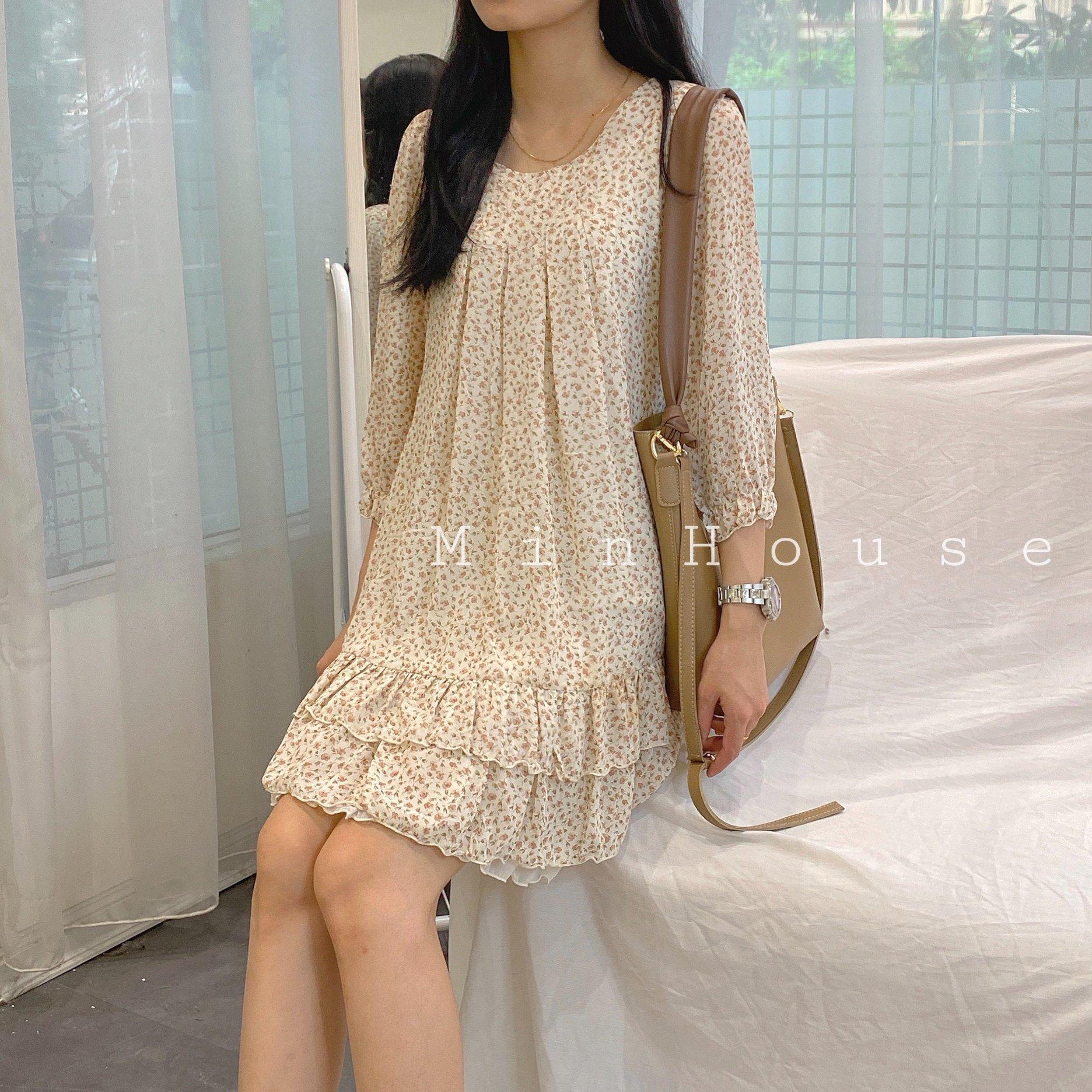 Gợi ý các mẫu váy suông đẹp nhất cho các cô nàng nữ tính