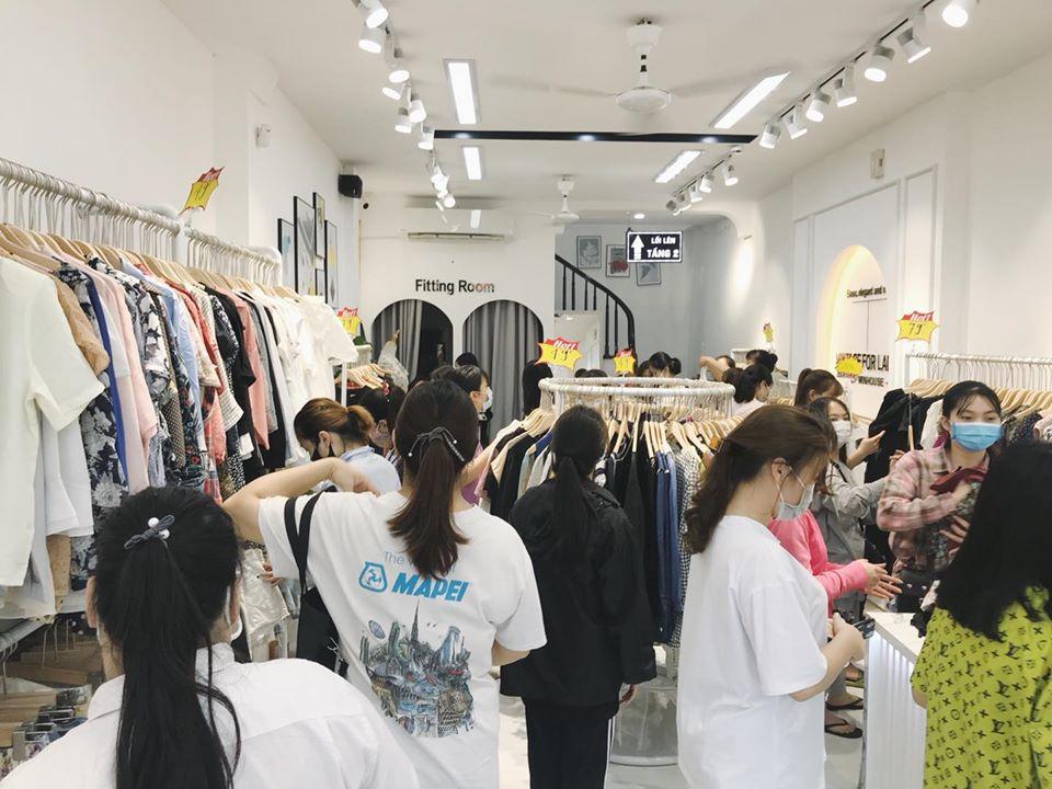 Khai trương cơ sở nhượng quyền mới của chuỗi cửa hàng thời trang Min House
