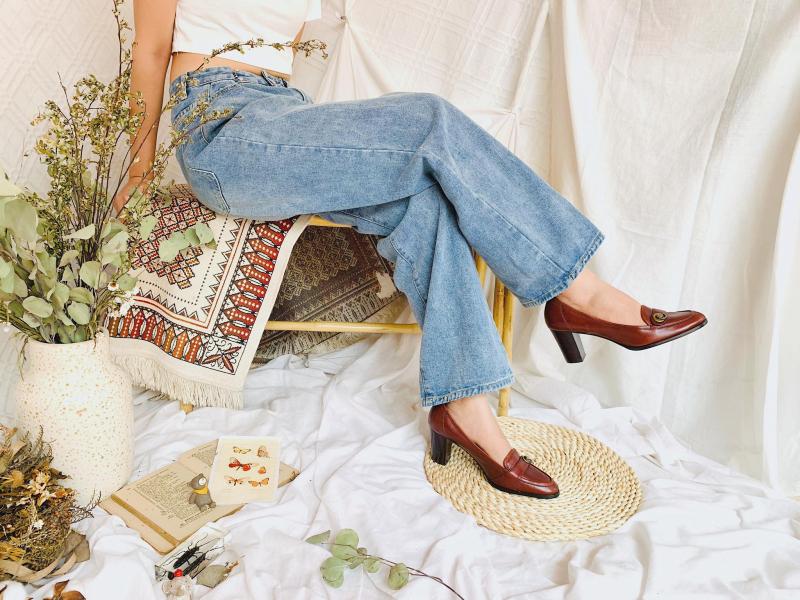 Bí mật phương pháp kinh doanh giày secondhand nữ lợi nhuận cao, hiệu quả