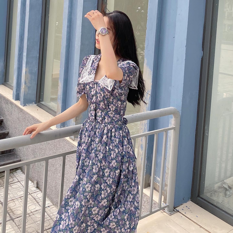 Đầm maxi cho nàng nổi bật và siêu xinh trong ngày hè nóng nực