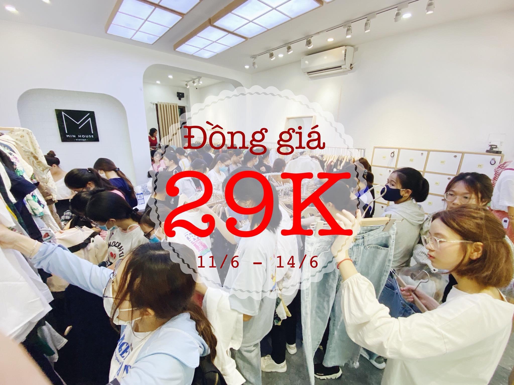 ĐỒNG GIÁ 29K / sản phẩm TẤT CẢ CÁC MẶT HÀNG