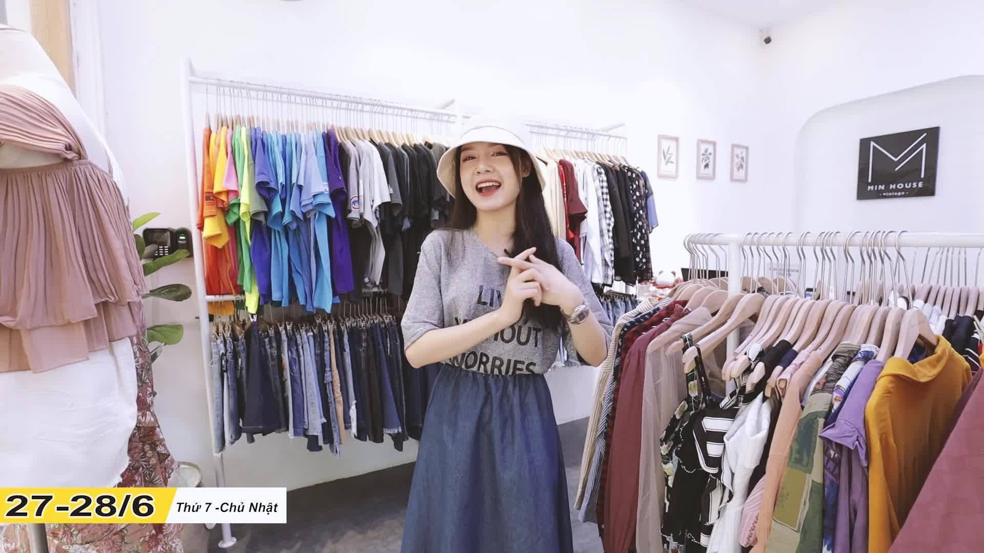 Hướng dẫn bán quần áo hàng thùng bằng phương thức livestream hiệu quả
