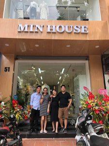 Nhượng quyền thương hiệu Min House