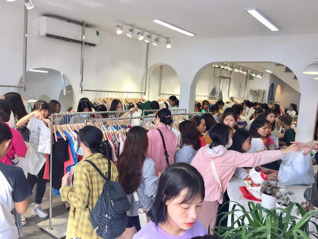 Chợ hàng 2hand Trung Quốc