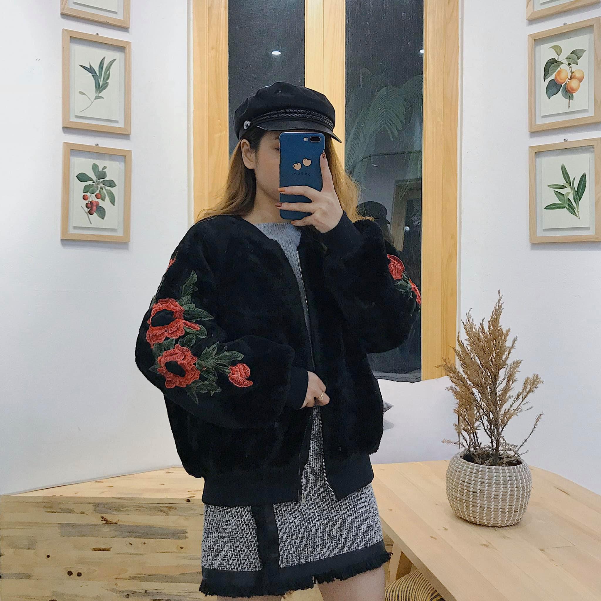5 cách phối đồ đẹp cho áo bomber nữ giúp nàng ấn tượng nhất