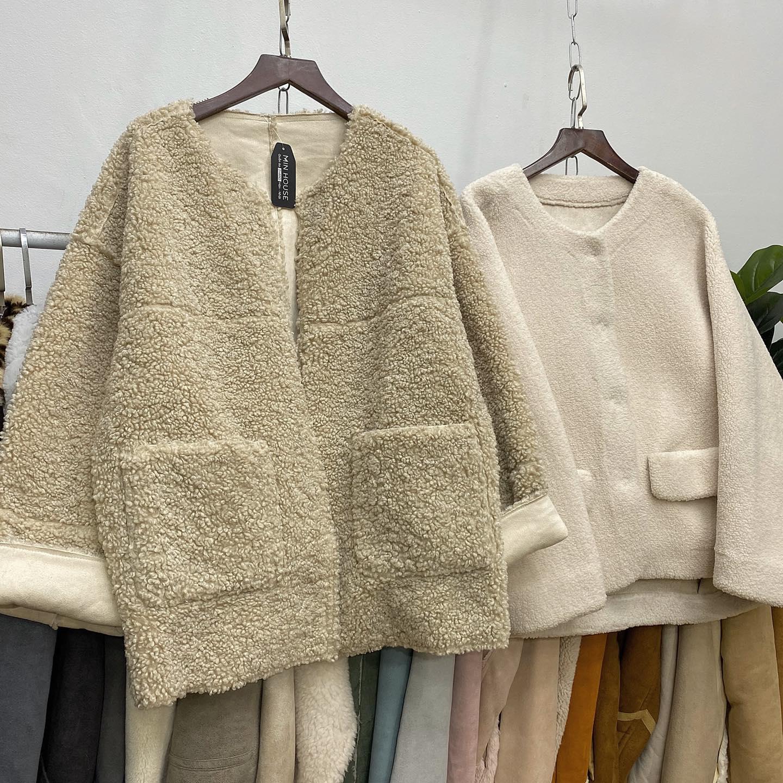 Diện áo khoác cổ tròn và cổ trụ - thay đổi phong cách chanh sả
