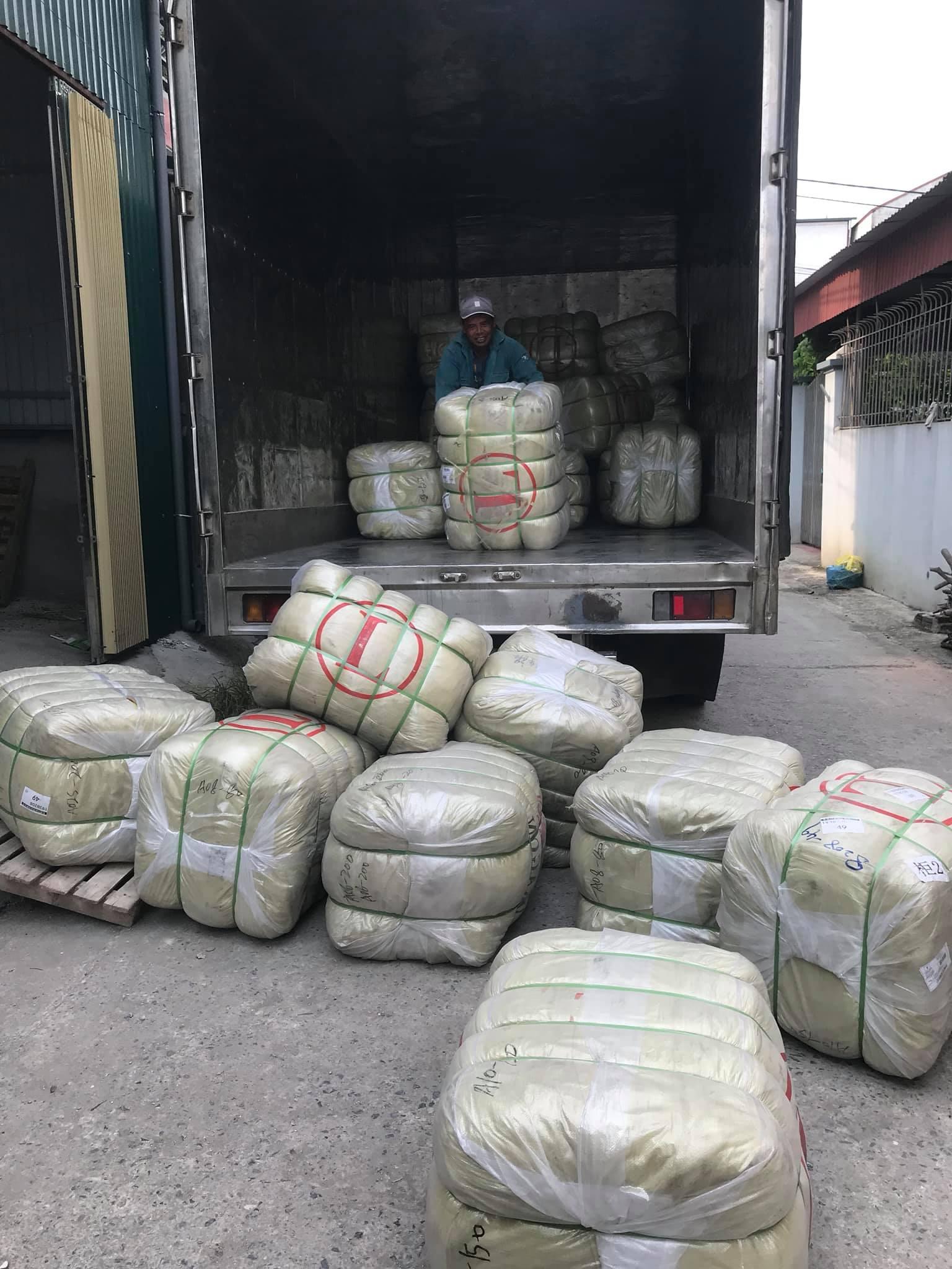 Hàng thùng giá rẻ Bắc Giang