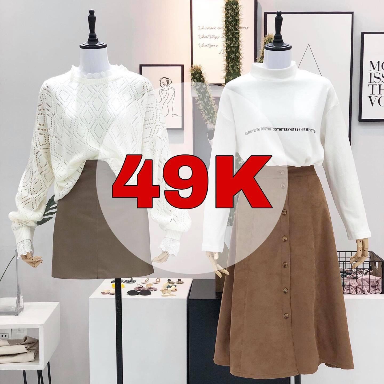 ƯNG BỪNG CHÀO VỤ ĐÔNG HUYẾN MÃI CỰC SHOCK#ĐỒNG_GIÁ_49K#79K
