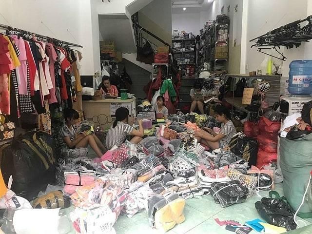 Nơi bán buôn hàng thùng nguyên kiện giá rẻ Hà Thành