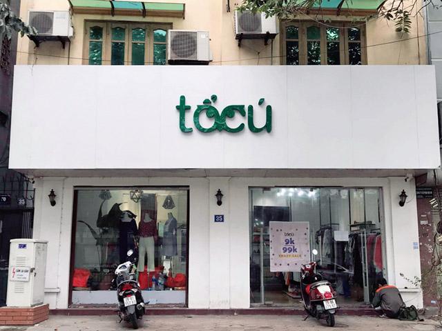 Tổ Cú shop - chuyên quần áo secondhand Hà Nội